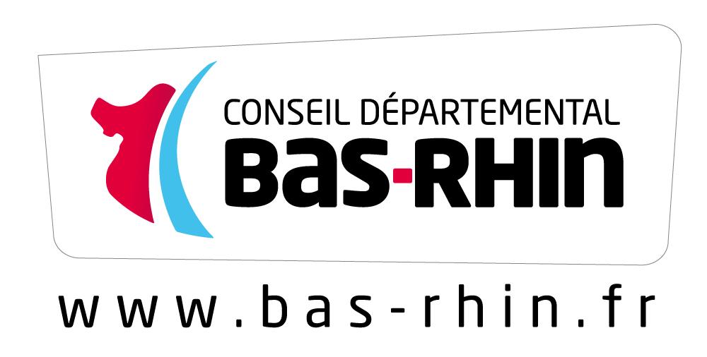 Logo du Conseil Départemental du Bas-Rhin